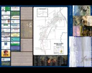 Harney County Map Brochure