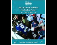 HAH 2014 Retail Forum Job Seeker Packet